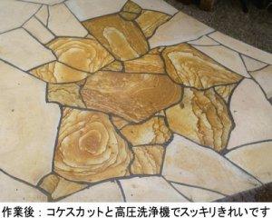 画像2: 石材用洗浄剤 コケスカット 18kg
