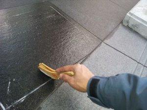 画像3: 御影石用浸透性吸水防止剤 AD-ホワイト 4リットル