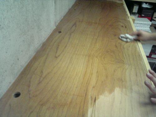 押入れ カビ 木材 保護剤
